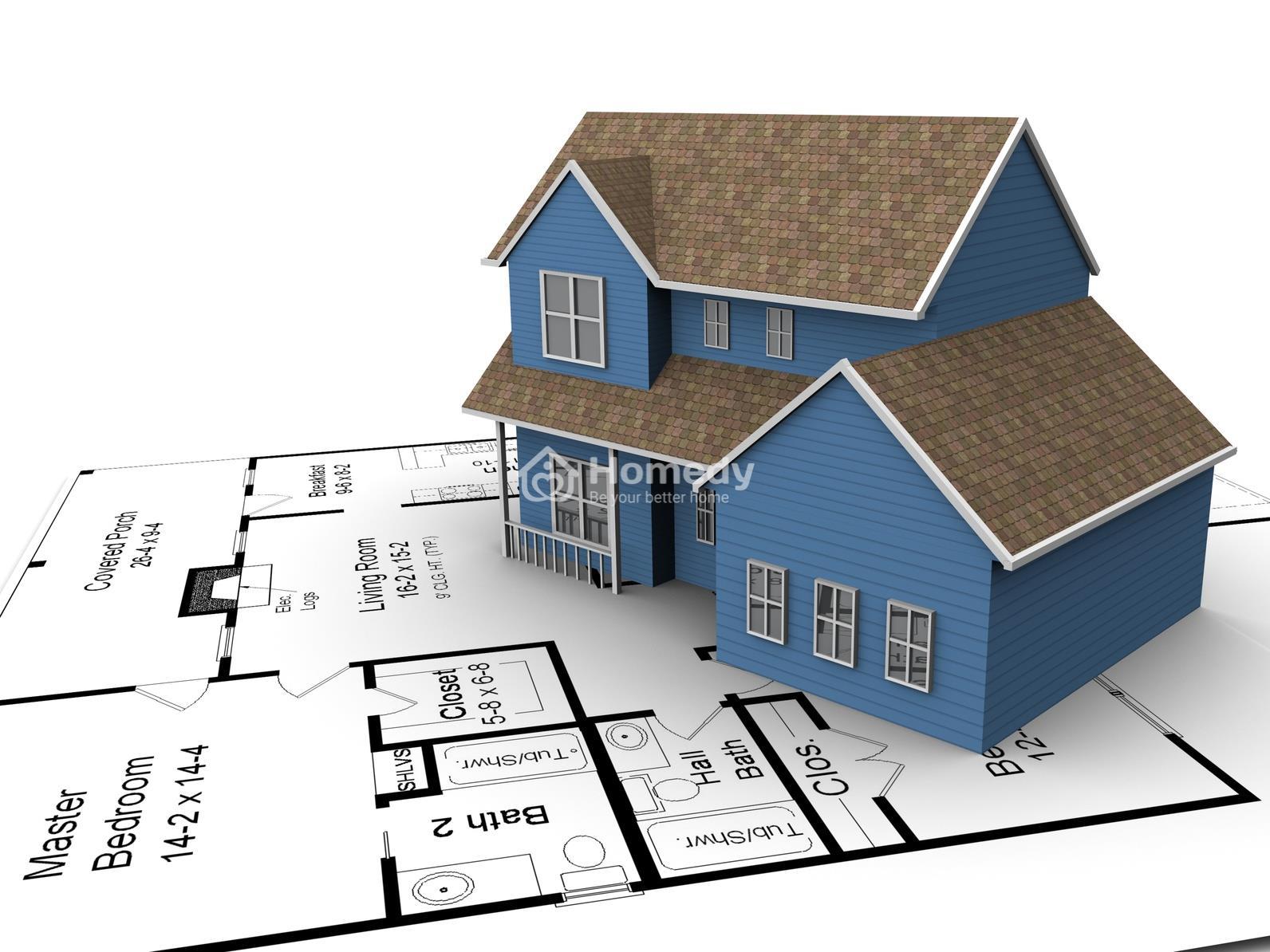 GFA là gì? Tổng diện tích sàn xây dựng là gì