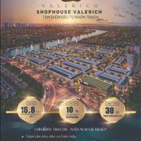 Shophouse phố thương gia chuẩn châu Âu ngay trung tâm Nhơn Trạch - Đồng Nai giá 16 triệu
