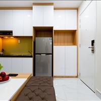 Căn hộ 1 phòng ngủ riêng biệt full nội thất và phí dịch vụ tại trung tâm Phú Nhuận