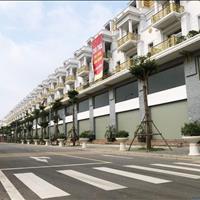 Bán nhà 3 lầu thương mại, mặt tiền đường 32m, giá rẻ ngay chợ Tân Uyên, 158m2