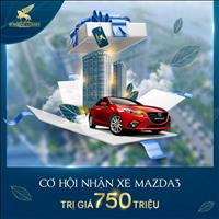 LS 0% đến 18 tháng cơ hội sở hữu 01 xe Mazda 3 trị giá 750 triệu, 04 cây vàng 9999 Sunshine Garden