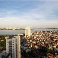 Bán căn góc Tây Hồ Residence 3 phòng ngủ 107m2, 2 ban công Tây - Nam, giá 4,6 tỷ bao VAT