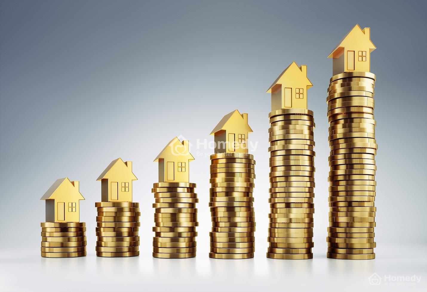 Ảnh hưởng của giá vàng đến thị trường BĐS