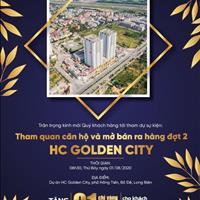 HC Golden City – Mở bán thứ 7 – Ngày 2/8 ra hàng quỹ căn 2 PN giá siêu tốt chỉ từ 2,5 tỷ tầng 9, 10