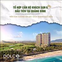 Căn hộ hot mùa dịch Dolce Penisola Quảng Bình giá cực rẻ, đặt chỗ chỉ với 20 triệu
