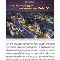 Đã có giá đất nền biệt thự La Beaute' Bảo Lộc, chiết khấu hấp dẫn cho 50 khách hàng đầu tiên