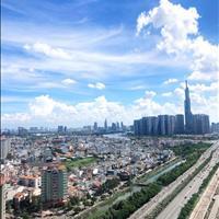 Cần bán gấp căn hộ 2 phòng ngủ full nội thất Masteri Thảo Điền, tầng cao view Landmark 81 trực diện