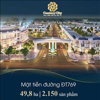 Đất ngay cửa ngõ sân bay Long Thành chỉ 16tr/m2 mặt tiền 769, ngân hàng hỗ trợ 70% tặng 15 chỉ vàng