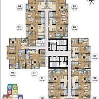 Bán căn 4PN - 173m2, Goldmark City, 3 mặt thoáng, đóng 30% nhận nhà ngay, 70% trả chậm trong 3 năm