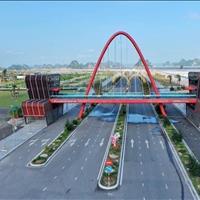 Ra hàng ngoại giao mặt đường 32m dự án Phương Đông - Vân Đồn