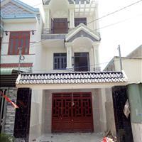 Nhà 2 lầu thành phố Thuận An, mặt tiền nhựa 12m sổ hồng hoàn công chính chủ