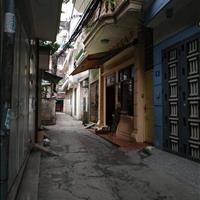 Chính chủ cho thuê nhà riêng trong ngõ phố Kim Hoa gần hồ Ba Mẫu, 40m2x3,5 tầng, giá 11 triệu