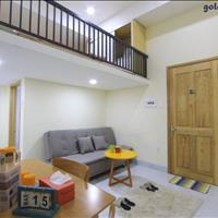Cho thuê căn hộ dịch vụ có gác - cạnh Lotte Quận 7