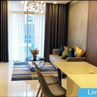 Cho thuê căn hộ cao cấp 2 phòng ngủ 84m2 Vinhomes Central Park - full nội thất - chính chủ