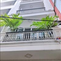 Nguyễn Tiểu La Quận 10, nhà mới 4 lầu – Hẻm ô tô đỗ cửa chỉ 7,5 tỷ