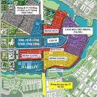 Bán nhà liền kề biệt thự dự án Mê Linh Vista City, cách trung tâm Hà Nội chỉ 15 phút