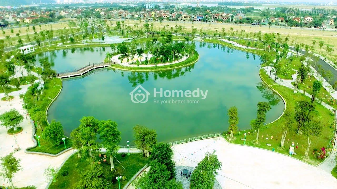 Dự án bất động sản xanh như Xuân An Green Park chiếm ưu thế