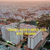 Căn hộ Green Town Bình Tân, diện tích 52.7m2, căn góc, giá 1,45 tỷ, dọn vào ở ngay