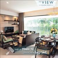 Căn hộ The View at Riviera Point nằm ngay trung tâm tài chính Phú Mỹ Hưng, giá chỉ 3.9 tỷ