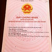 Bán nhà riêng 92/154 Xô Viết Nghệ Tĩnh, phường 21, quận Bình Thạnh - TP Hồ Chí Minh giá 3.9 tỷ