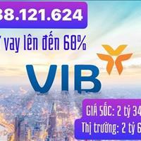 VIB hỗ trợ thanh lý mùa Covid 15 nền đất vị trí super VIP tại khu dân cư Tên Lửa mở rộng