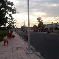 Bán nhanh lô đất mặt tiền đường Hồ Văn Tắng, Củ Chi, sổ hồng 160m2
