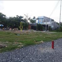 Bán lô đất mặt tiền 30m, sổ hồng riêng, chính chủ, thổ cư 100% Hồ Văn Tắng, Tân Phú Trung, Củ Chi