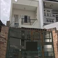 Nhà hẻm xe hơi 5m Bờ Bao Tân Thắng, 1 trệt 1 lầu, 2 phòng ngủ, 2 wc -  4 x 12m - 7 triệu