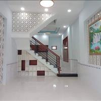 Cho thuê nhà trệt 3 lầu, nhà mới, đường Ngô Văn Sở giá 8.5 triệu/tháng