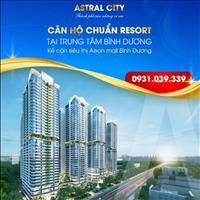 Astral City - Phức hợp thương mại và căn hộ cao cấp quy mô lớn nhất Bình Dương - TT 30% nhận nhà