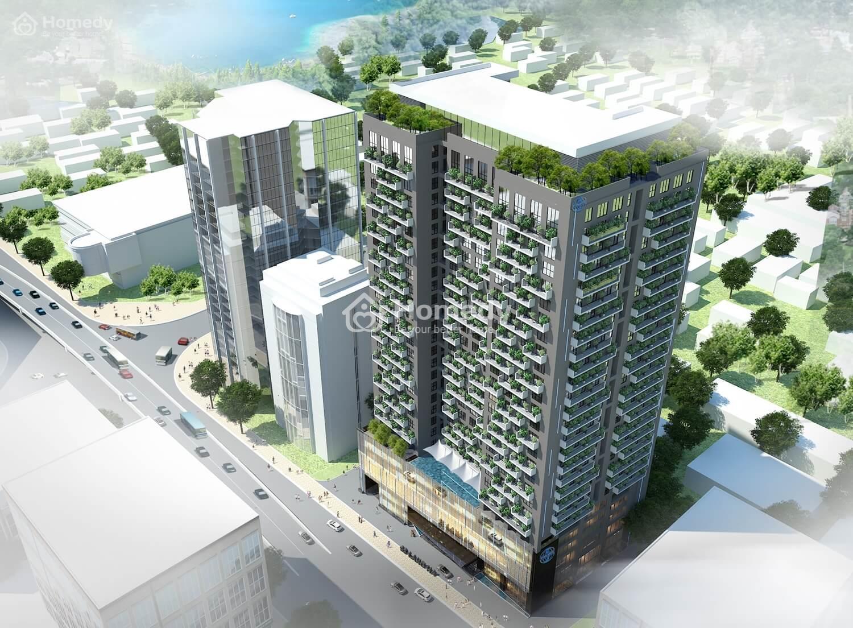 Chung cư Green Building