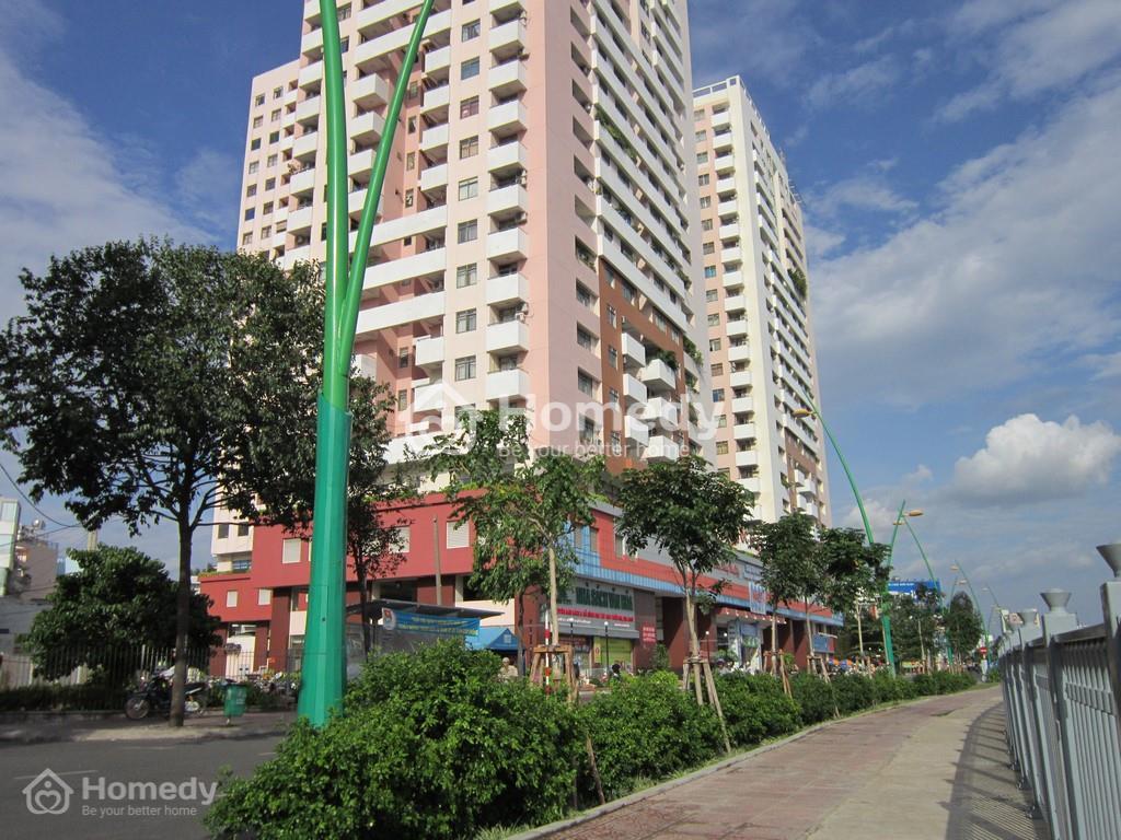 Dự án căn hộ chung cư Screc Tower