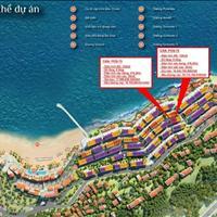 Căn góc shophouse Địa Trung Hải 3 mặt tiền view biển đầu tiên tại Việt Nam