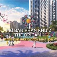 Căn hộ phong cách Nhật Bản - Phân khu The Origami - Vinhomes Grand Park Quận 9
