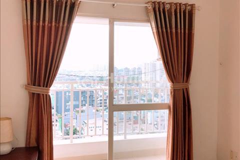 Cho thuê căn hộ Lotus Garden, 3 phòng ngủ 2WC có nội thất, chỉ 11tr/tháng ở ngay, nhà mới, sạch sẽ