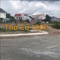 Bán đất sổ đỏ thổ cư mặt tiền quốc lộ Thuận An
