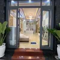Bán nhà 4 lầu sổ hồng riêng hẻm xe hơi 6m 2333 đường Huỳnh Tấn Phát, Quận 7 giá 6,75 tỷ