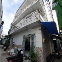 Bán nhà 2 mặt tiền hẻm, 1 trệt 2 lầu, sân thượng, 4 phòng ngủ 3wc, 115m2, giá 3.55 tỷ thương lượng
