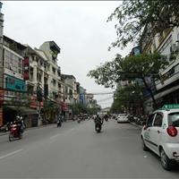 Nhà mặt phố Lê Thanh Nghị sầm uất, mặt tiền 4.3m, vỉa hè, kinh doanh đỉnh, nhanh thì còn