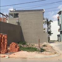 Bán lô đất 85m2 mặt tiền đường Bùi Tư Toàn, An Lạc, Bình Tân, sổ riêng - Xây cất tự do