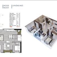 Bán căn góc 3 ngủ thương mại dự án Ecohome 3 - 1,68 tỷ vào tên trực tiếp