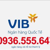 VIB - Ngân Hàng Quốc Tế - Hỗ Trợ Phát Mãi 15 Nền Đất Gần - Bến Xe Miền Tây - TP.HCM