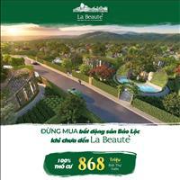 Chỉ từ 868tr sở hữu ngay khu nghỉ dưỡng siêu đẹp, hiện đại La Beaute' Bảo Lộc