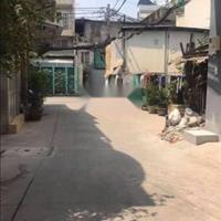 Bán nhà 1 trệt 1 lầu diện tích 80m2 (5x16m) đường Tô Ký, Đông Hưng Thuận, giá 1,7 tỷ sổ hồng riêng