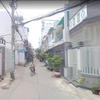 Bán lô rất đẹp hẻm 56D Lạc Long Quân gần công an phường 3 giá chỉ 2 tỷ 150 triệu, xây dựng tự do