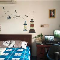 Cho thuê lại căn hộ dịch vụ, 40m² 1 phòng ngủ, có ban công, bếp riêng