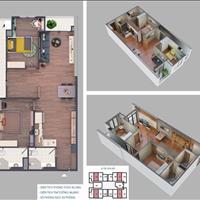 Sở hữu ngay căn 3 phòng ngủ chỉ với 1,85 tỷ sổ hồng vĩnh viễn chung cư Phú Thịnh Green Park