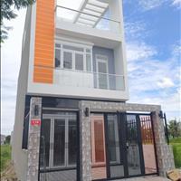 Nhà 1 trệt 2 lầu mặt tiền Đoàn Nguyễn Tuấn, sổ hồng riêng mới 100%