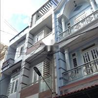 Bán nhà 1 trệt 3 lầu giá 3.3 tỷ, hẻm 6m đường Nguyễn Ảnh Thủ, Hiệp Thành, Quận 12