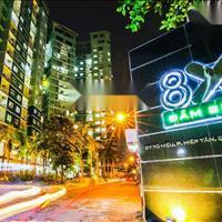 Bán căn hộ 8X Đầm Sen, diện tích 45m2, 1 phòng ngủ, nội thất cơ bản, giá chỉ 1.37 tỷ